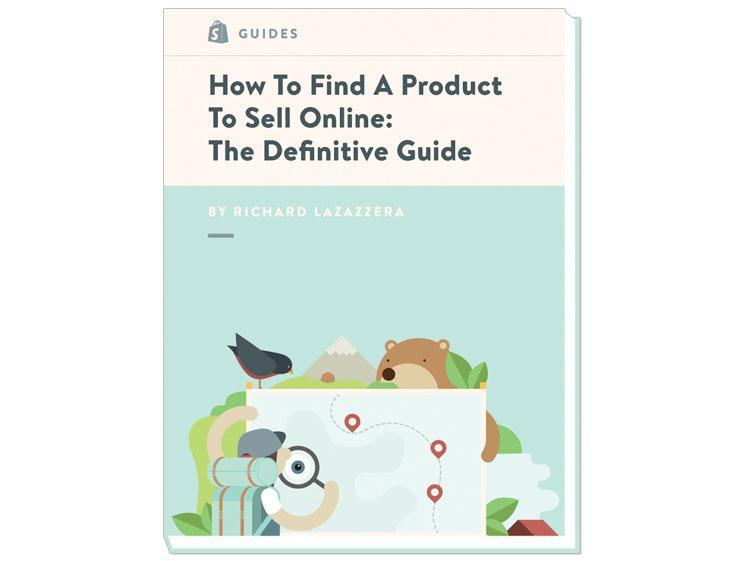 怎么找到一个产品卖到网上去:权威指导书(英文)