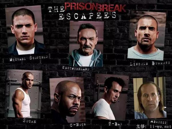越狱第五季高清预告片